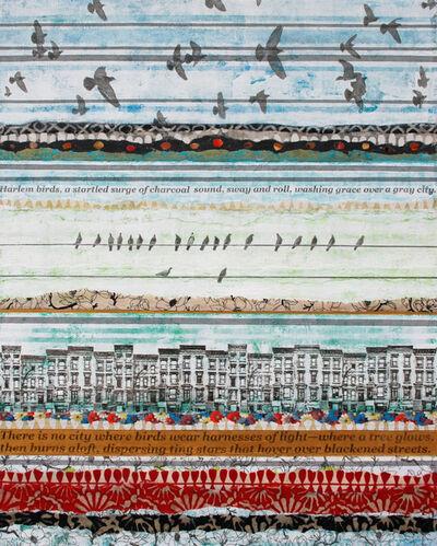 Holly Harrison, 'Harlem Birds', 2016