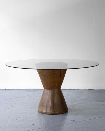 José Zanine Caldas, 'Round dining table', ca. 1970