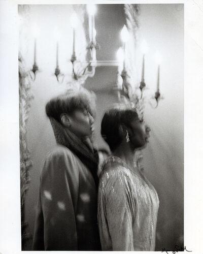 Ming Smith, 'Phyllis Hyman and Judith Jamison ', 1981