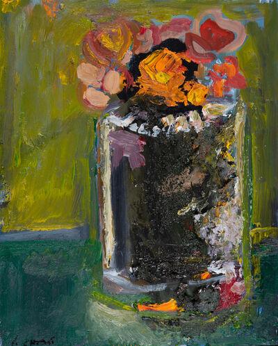 Yehouda Chaki, 'Small Flowers 1806-w', 2019
