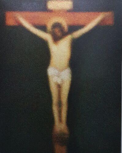 Roldan Manok C. Ventura, 'AfternDiego Velasquez (Christ Crucified)', 2019