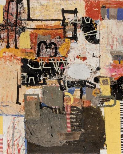 Sammy Peters, 'Emergence: shadow; memory', 2015