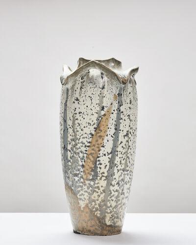 Atelier de Glatigny, 'Shark Skin Vase', ca. 1900