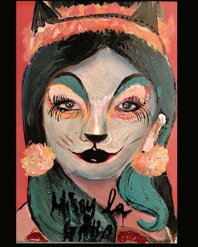Silvia Argiolas, 'Missy la gatta', 2020