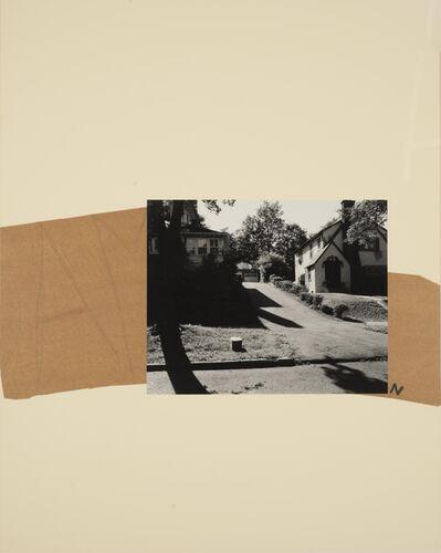 John Gossage, 'AMN', 1989