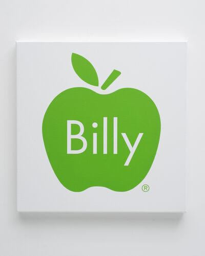 Billy Apple, 'Billy Apple® (Green)', 2018
