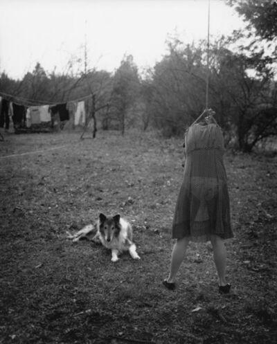 Sally Mann, 'Untitled, At Twelve Series (Jenny Hanging)', 1983-1985