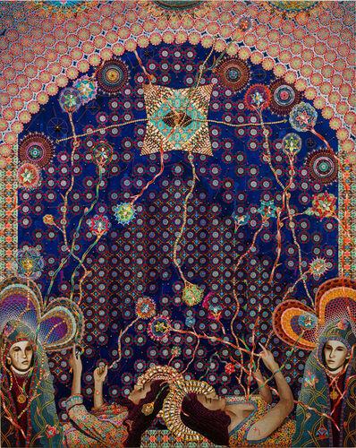 Asad Faulwell, 'Les Femmes D'Alger #72', 2016