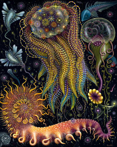 Robert Steven Connett, 'DEVOURING STARJELLY', 2019