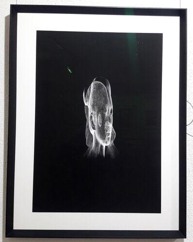 Jaume Plensa, 'Lumière invisible (Rui Rui)', 2008