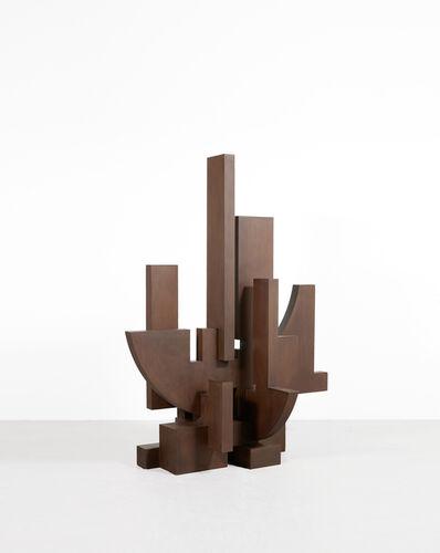Marino di Teana, 'HOMMAGE À BRUNELLESCHI - NAVIRE SPATIAL N°5 - SAARBRUCKEN ', 1985-1988