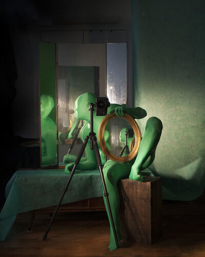 Matthew Morrocco, 'Color Portrait IV', 2020
