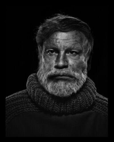 Sandro Miller, 'Yousuf Karsh - Ernest Hemingway (1957)', 2014