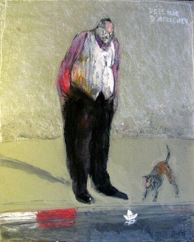 François Anton, 'Le navigateur solitaire', 2015