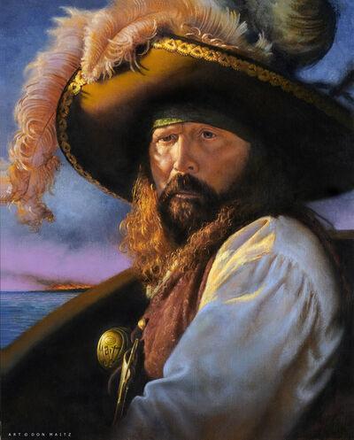 Don Maitz, 'Picaroon', 2008
