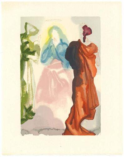 Salvador Dalí, 'St. Bernard's Prayer to the Virgin', 1963