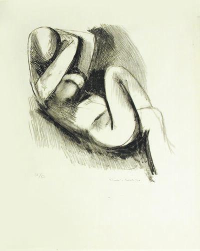 Henri Matisse, 'Le Grand Nu', 1906