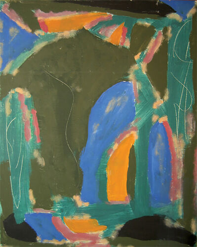 Betty Parsons, 'Looking Out', 1955-1957