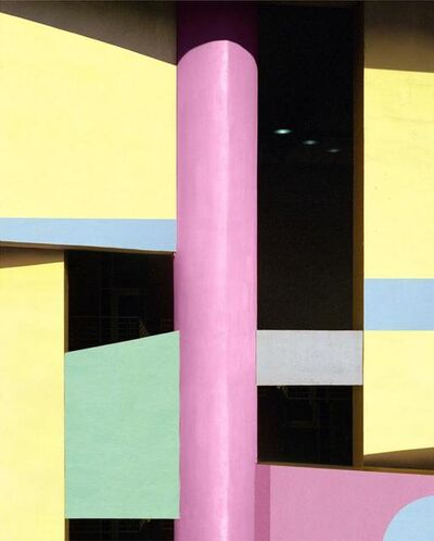 George Byrne, 'Parking Garage'