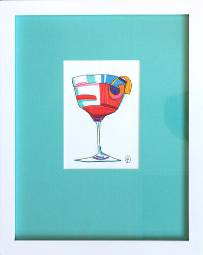 Julia Deckman, 'Cocktail Study 2', 2020