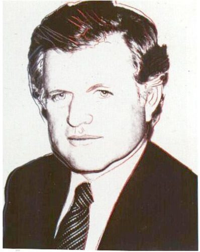 Andy Warhol, 'Edward Kennedy, II. 240', 1980