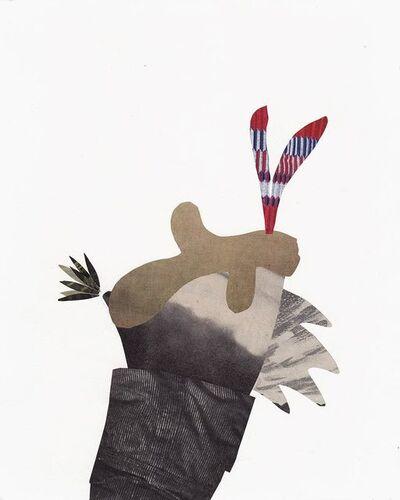 Adam Frezza & Terri Chiao, 'Exquisite Plant Collage No. 11', 2016