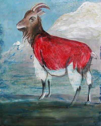 Matthew Dennison, 'Red Goat', 2012