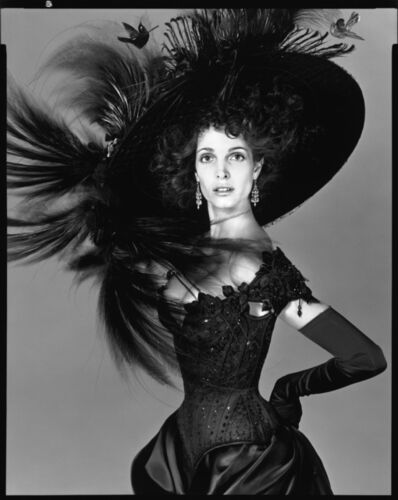 Richard Avedon, 'La Passante du Siecle Portfolio, New York, April 1995', 1995