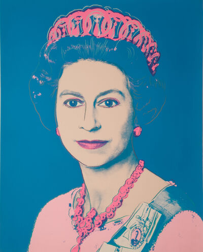 Andy Warhol, 'Reigning Queens - Queen Elizabeth II of The United Kingdom', 1985