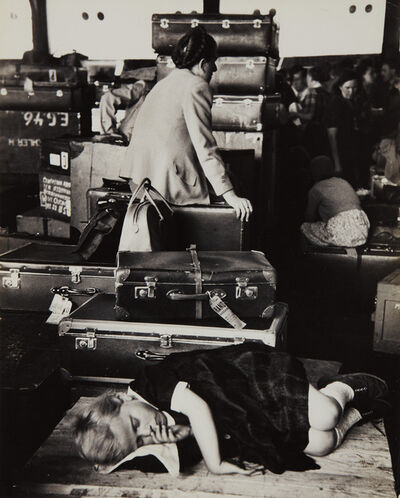 Ernst Haas, 'Displaced Persons', 1951