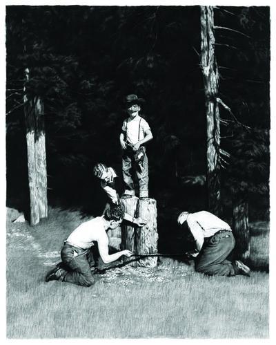 Scott Hunt, 'Timber', 2014