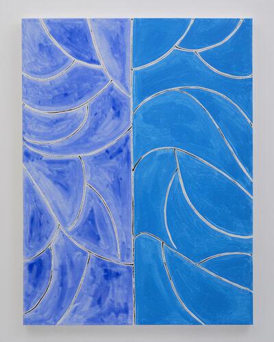 Benjamin Butler, 'Blue Tree (Two-Tone) ', 2019