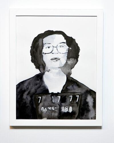 Kambui Olujimi, '1975 Sara Jane Moore--Gerald Ford', 2018