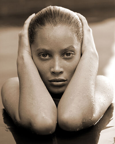 Herb Ritts, 'Christy Turlington', 1988