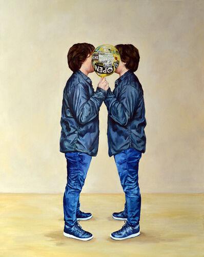 Anca Danila, 'Merging realities ', 2016
