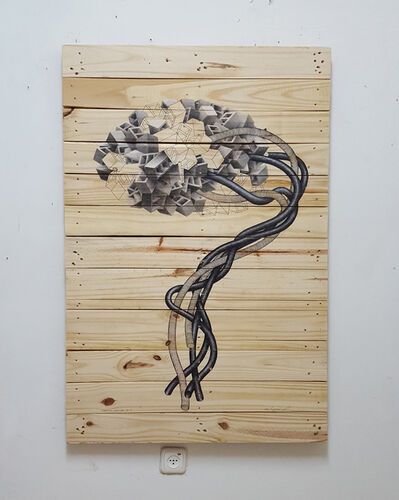 Amir Tomashov, 'Exposed landscape no.8f', 2017