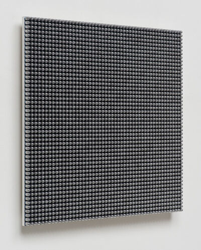 Aaron Sandnes, '136.36 Seconds (9mm Lead Round Nose)', 2015