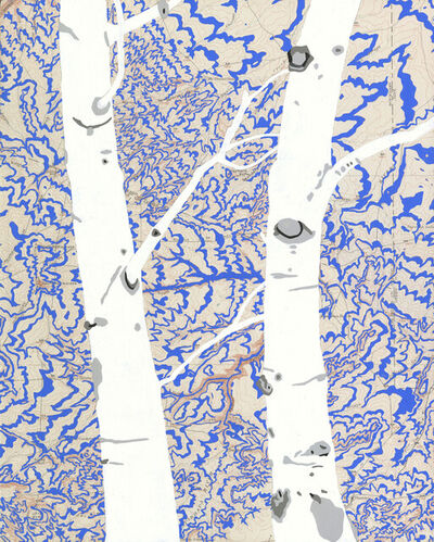 Meredith Nemirov, 'Rivers Feed the Trees 458', 2021