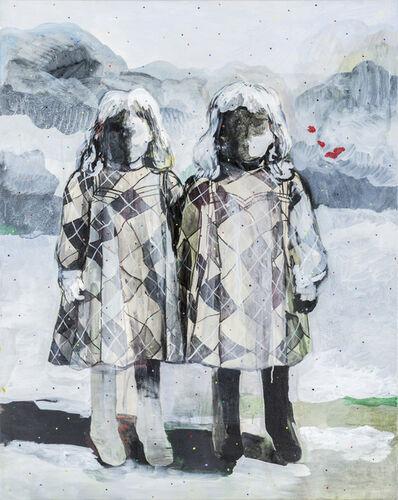Hanna Ilczyszyn, '2 Girls with Rainbow', 2016