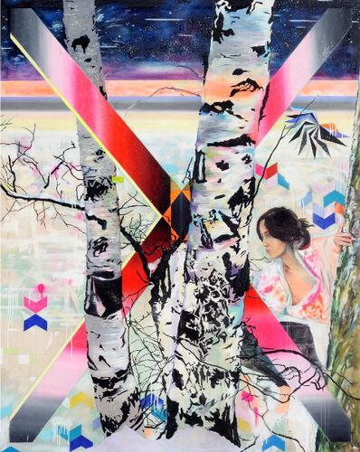 Anne Wölk, 'Death and the Maiden (Der Tod und das Mädchen)', 2012