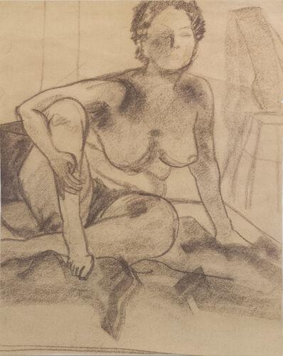 Milton Avery, 'Seated Nude'