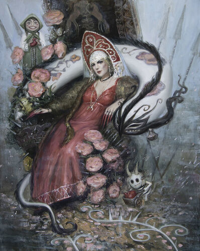 Nadezda, 'The Red Maiden', 2019