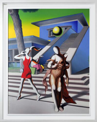 Mark Kostabi, 'Eve Of Self Destruction', 2006