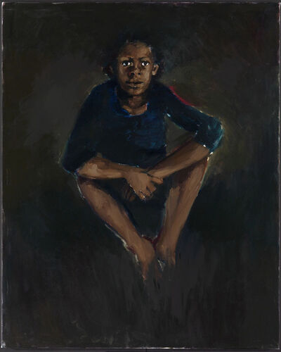 Lynette Yiadom-Boakye, 'A Pedigree of Some Note', 2013
