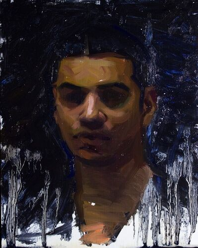 Devon Rodriguez, 'Self Portrait at 21', 2017