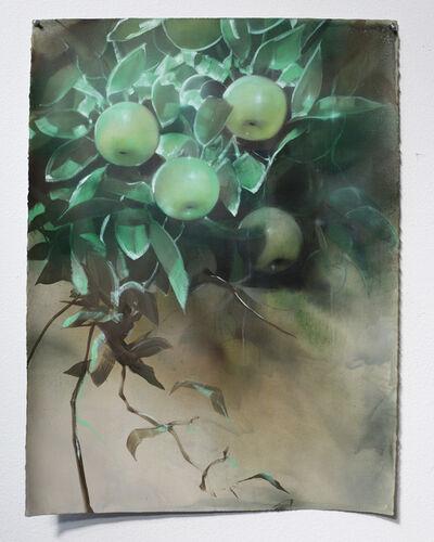 Jeff Peters, 'Green Apples', 2015