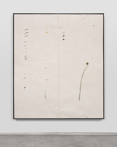 David Altmejd, 'G-Flex and Bronze Rose', 2019