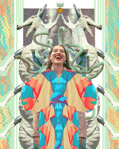 Deming King Harriman, 'Designer Homage:  Mara Hoffman 2020 Collection', 2021