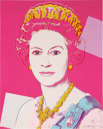 Andy Warhol, 'Queen Elizabeth II of the United Kingdom, from Reigning Queens', 1985
