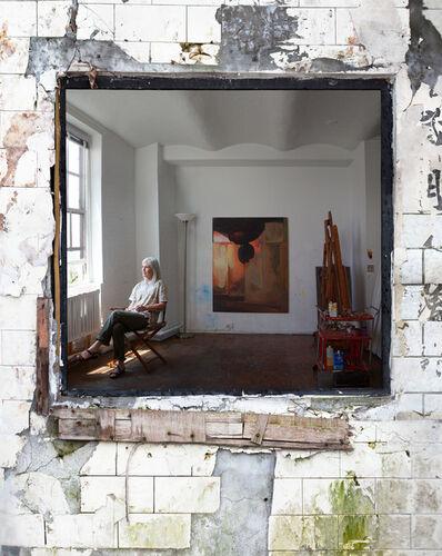 Isa Ho, 'Westbeth ─ Joan Roberts', 2014